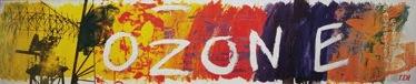 Ozone © Robert Rauschenberg :Licensed by VAGA, New York,
