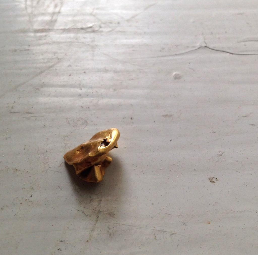 Gold Filling